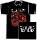 Billy Talent - Scandalous (Black) T-Shirt