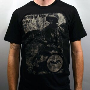 Angels & Airwaves 'Begun' Slim Fit Tee