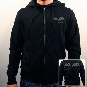 Angels & Airwaves 'Fader' Slim Fit Zip Sweatshirt