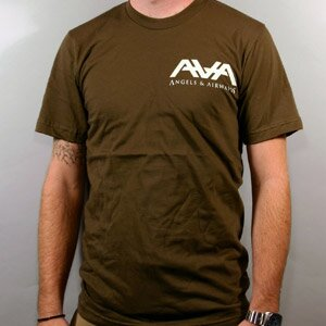 Angels & Airwaves 'Military Inset' Tee