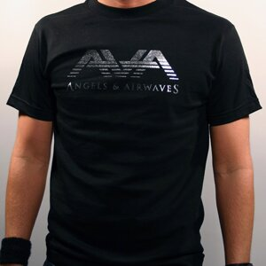 Angels & Airwaves 'Mens Foil' Tee