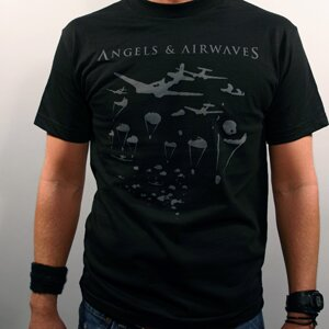 Angels & Airwaves 'Paratrooper' Tee