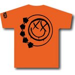 Blink 182 - Logo Orange T-Shirt