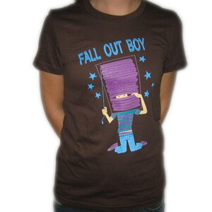 Одежда Fall Out Boy